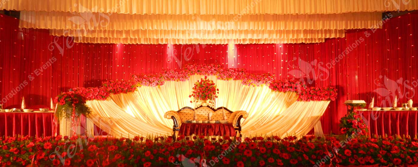 Simply south wedding for Christian decorations for home