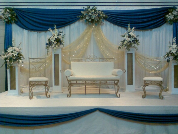 Simple Wedding Decorations For Stage Flisol Home